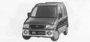 Daihatsu Move Z4 1999 г.