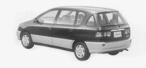 Toyota Ipsum 2WD E-SELECTION 1999 г.