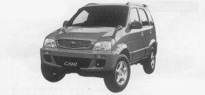 Toyota Cami Q 1999 г.