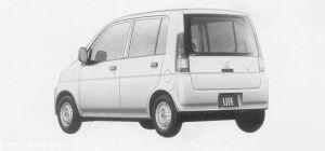 Honda Life B 1999 г.