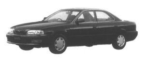 Toyota Vista HardTop1800 1995 г.