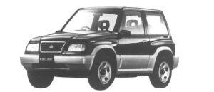 Suzuki Escudo Hard Top V6-2000 1995 г.