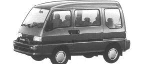 Subaru Domingo CV 1995 г.