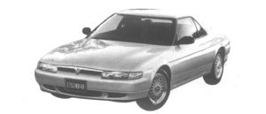 Mazda Eunos COSMO 13B Type-SX 1995 г.