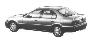 Honda Rafaga 2.5S 1995 г.