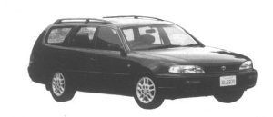 Toyota Scepter Station Wagon 3.0G 1995 г.
