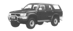 Toyota Hilux Surf 3000 Diesel Turbo SSR-X Wide Body 1995 г.