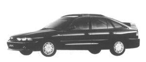 Mitsubishi Galant SPORTS 1995 г.