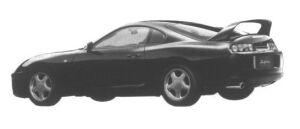 Toyota Supra SZ-R 1995 г.