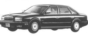 Nissan President Sovereign 1995 г.