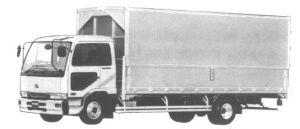 Nissan Diesel Condor WING VAN 1995 г.