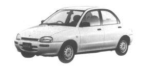 Mazda Revue S-Special 1995 г.