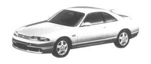 Nissan Skyline 2door Coupe GTS25t TypeM(aero selection) 1995 г.