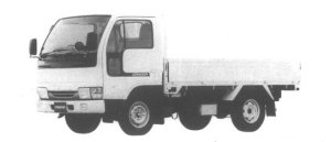 Nissan Condor 15 HIGH FLOOR 1995 г.