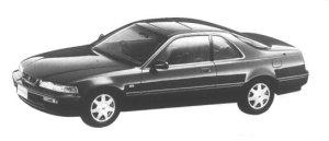 Honda Legend Coupe B 1995 г.