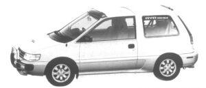 Mitsubishi RVR Super Open Gear 1995 г.