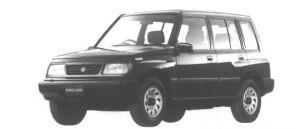 Suzuki Escudo Nomade 1600 1995 г.