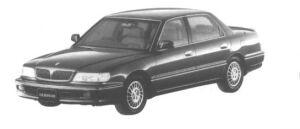 Mitsubishi Debonair Exceed Type C 1995 г.