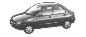 Mazda Revue Lunar S-Limited 1995 г.