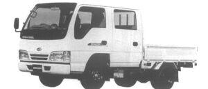 Nissan Diesel Condor 20 DOUBLE CAB, STANDARD, SUPER LOW 1995 г.