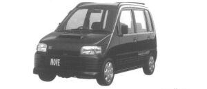 Daihatsu Move SR 1995 г.