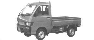 Daihatsu Hijet SUPER DELUXE-E 1995 г.