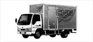 Nissan Diesel Condor 20 CNG Full SUPER LOW 2002 г.