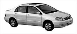 "Toyota Corolla Sedan 1.8 LUXEL ""PREMIUM EDITION"" 2002 г."