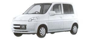 Honda Life MENUET 2002 г.