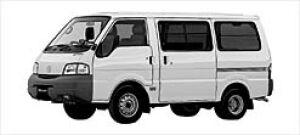 Mazda Bongo VAN WIDE&LOW 2WD STANDARD ROOF 1800 DX 2002 г.
