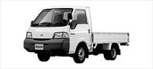 Nissan Vanette Truck 2WD SUPER LOW, DOUBLE TIRE, DX 2.2DIESEL 2002 г.