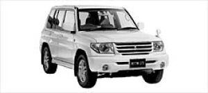 Mitsubishi Pajero IO 1.8 Pearl Package Navi Edition 2002 г.