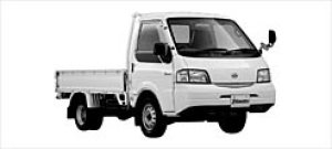 Nissan Vanette Truck 2WD SUPER LOW, DOUBLE TIRE, GL 1800 GAS. 2002 г.
