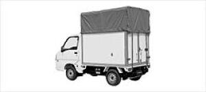 Subaru Sambar Truck COVERED CONTAINER (SCH) 2002 г.