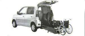 Honda Life ALMAS, Wheelchair mobility Vehicle Gtype 2002 г.