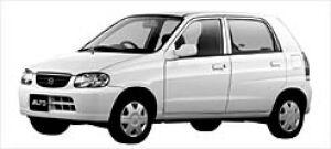 Suzuki Alto LEPO Lean Burn Egine Spec 2002 г.