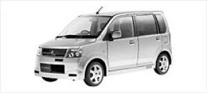 Mitsubishi EK Sport SPORTS R 2002 г.