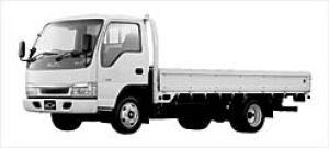 Isuzu Elf CNG Wide Cab Flat Low Long Body 2002 г.