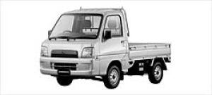 SUBARU SAMBAR TRUCK 2002 г.