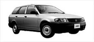 Nissan AD VAN CNG 2002 г.
