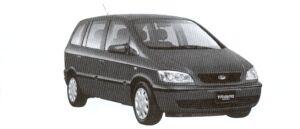 Subaru Traviq C-package 2002 г.