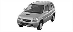 Mazda Laputa XE-Extra 2002 г.