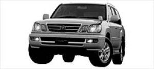 Toyota Land Cruiser CYGNUS 2002 г.