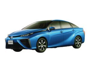 Toyota Mirai  2017 г.