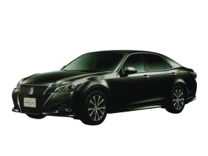 TOYOTA CROWN 2017 г.