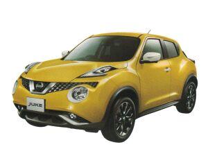 Nissan Juke 15RX V Selection Personalization 2017 г.