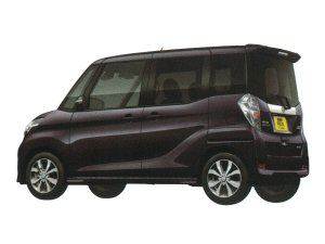Nissan Dayz Roox Highway Star X G-Package 2017 г.