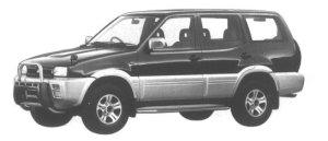 Nissan Mistral TYPE X 1994 г.
