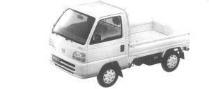 Honda Acty Truck TOWN 1994 г.