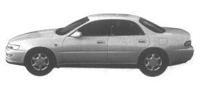 Toyota Carina ED 2.0 X 1994 г.